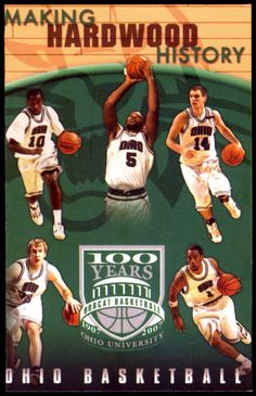 2006-07 OHIO BOBCATS PEPSI MEN'S BASKETBALL POCKET SCHEDULE FREE SHIP #Schedule