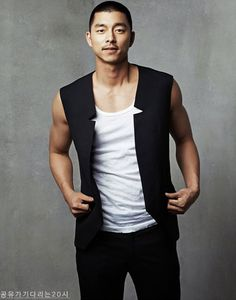 Korean actor Gong Yoo