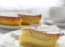 Ricetta Torta Magica alla vaniglia Kenwood