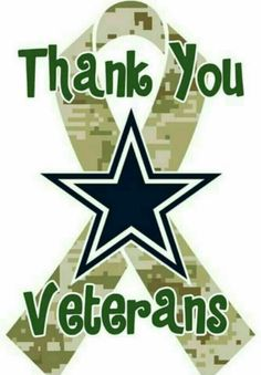 From one vet to another, thank you vets  TDCfans.com