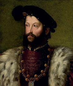 Man presumed to be Erole II d'Este by Niccolo dell Abbate