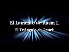 """Book Trailer de """"El lamento de Aasm"""" de Iván Montero"""