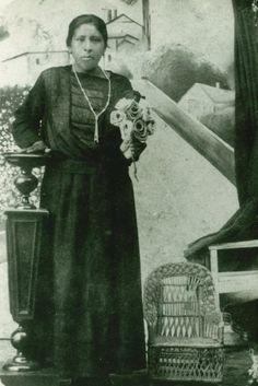 Great Grandma Maya. Curandera.