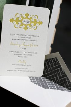 OH MY! I love all things letterpress. This is beautiful.