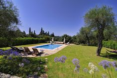 Found in CPA is the largest and one of the longest established Property Agencies on the island. Corfu Island, Corfu Greece, Villas, Golf Courses, Outdoor Decor, Home, Ad Home, Villa, Homes