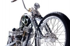 Chain Bike - Indian Larry