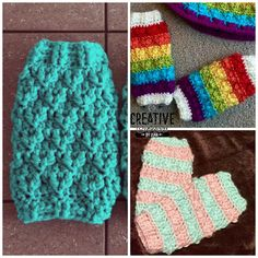 Ravelry: Little Flame Legwarmers pattern by Creative Threads by Leah