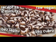 Nepečené RAW VEGAN perníčky - zdravé cukroví Raw Vegan, Low Carb, Breakfast, Youtube, Desserts, Food, Morning Coffee, Tailgate Desserts, Deserts
