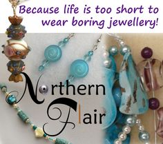 Life is definitely too short to wear boring jewellery. We only make each item once so you won't bump into someone wearing the same item! :)