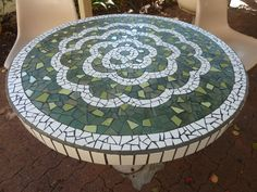 Table#2 grouted | Flickr - Photo Sharing!
