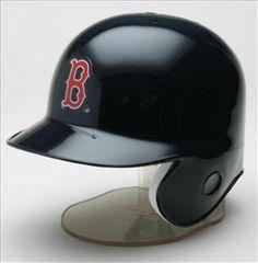 5d26b60189075 Riddell MLB Team Mini-Helmet - Boston Red Sox (Navy)