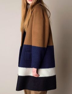 """""""The Statement-Making Coat"""" The 10 Fashion Pieces to Buy This Fall via @PureWow"""