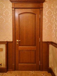 Двери межкомнатные деревянные «Classik»