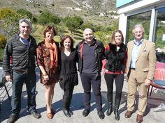 Equipo de profesionales que participaron en la Sesión de Fotos