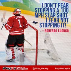 #Sports #Hockey #Quotes -- so true! http://hockeygrrls.blogspot.com/2014/01/the-strange-case-of-goalies.html