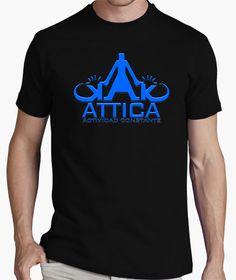 Camiseta Attica - nº 560984 - Camisetas latostadora