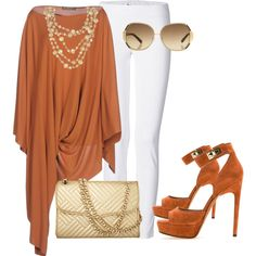 Camel, created by elenapelly on Polyvore