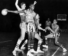 8c424d56b42a BlackPast.org 1952 Goose Tatum and the Harlem Globetrotters