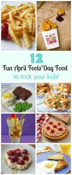 12 Fun April Fools'