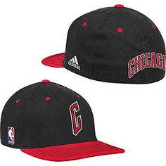 d72cbe8942a Get this Chicago Bulls On-Court Flex Fit Cap at ChicagoTeamStore.com
