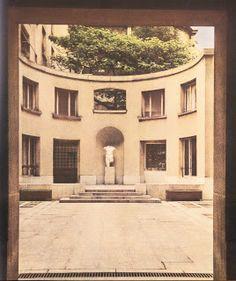 Helena Rubinstein in Paris