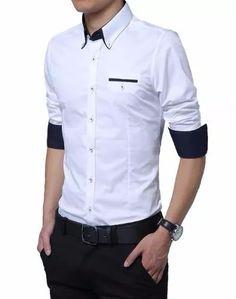 ¡El estilo lo creas Tú! Encuentra Camisa Slim Fit Hombre Colors Envio  Gratis Promocion - Ropa y Accesorios en Mercado Libre Colombia. 9f9c674a721bf