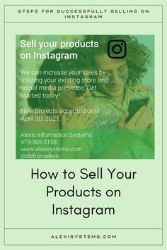 Are you hoping to sell products online, but don't want to deal with the hassle that comes with setting up and using an e-commerce shop? If you have an e-commerce shop, do you want to streamline the process to make it easier for your customers to purchase your product? If that's you, then Instagram may be the answer. Online Store Builder, Selling On Instagram, Restaurant Website, Increase Sales, Selling Online, Web Development, Get Started, Ecommerce, Social Media