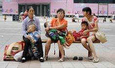Easing of China's one-child policy has not produced a baby-boom