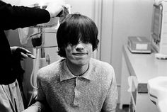 See Rare Photos of Mick Jagger Preparing for the Rolling Stones' First British TV Appearance Mick Jagger, Terry O Neill, Moves Like Jagger, Charlie Watts, 21 Years Old, Music Photo, Keith Richards, Amy Winehouse, Jim Morrison