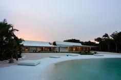 Дизайнерский дом Волна в Доминикане от студии A-cero - МЕЧТА