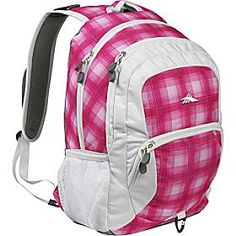 12. For a cute, girly backpack, this one is really nice! It may not match all outfits, but for a girl who loves pink, this would be a fantastic accessory! #momselect #backtoschool