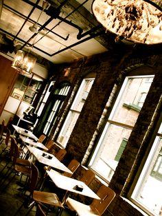 Toronto Distillery District - Cafe Uno