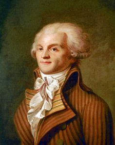 One of the main leaders of the French Revolution was Maximilien de Robespierre. He was known for sending his opponents and others to the guillotine. In 1794 he was captured and beheaded.
