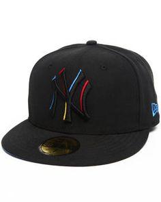 New Era | New York Yankees Multi Drop 5950 Fitted Hat. Get it at DrJays.com