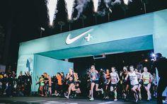 Snag Your Own Tiffany Necklace: Nike Women's Marathon Tips.. #BucketList