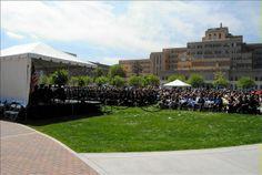 University of Colorado, Denver School of Pharmacy Spring 2014 Commencement