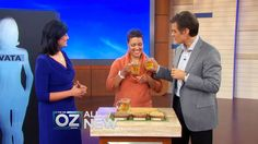 Dr. Oz's Two-Week Rapid Weight-Loss Diet Air date: 1/06/14, includes a single sheet pdf with the entire diet on it