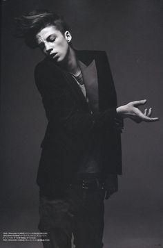 Ash Stymest / Male Models