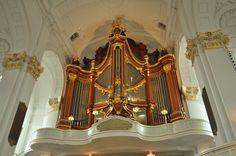 Hamburg, St. Michaelis, Steinmeyer-Orgel