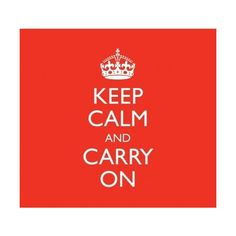 Amazon.com: Keep Calm and Carry On: various orchestras, various: Music ($16) via Polyvore