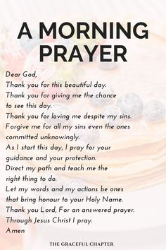 Prayer Scriptures, Bible Prayers, Faith Prayer, Forgiveness Prayer, Catholic Prayers Daily, Today's Prayer, Morning Prayer Christian, Powerful Morning Prayer, Daily Morning Prayer