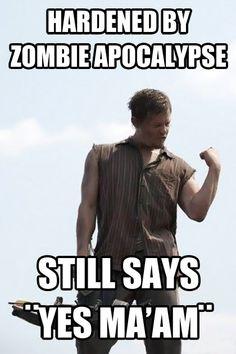 Gentleman Daryl…