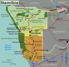 Namibia_regions_map