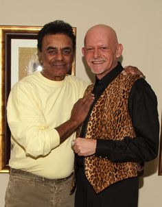Johnny Mathis, March 12, 2011, at the Van Wezel Performing Arts Hall, Sarasota, Florida