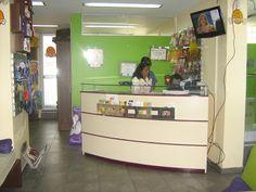 Diseño de Interiores: Clinica Veterinaria