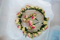 Wedding Flowercrown http://www.richardskinsphotography.co.uk/