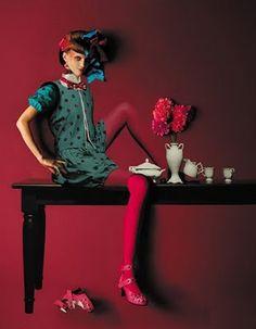 fashion - design - art - gourmet: 吉田ユニ yuni yoshida