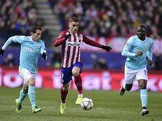 Champions League: City erstmals im Viertelfinale, Atlético siegt nach Elfmeterschießen