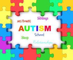 Zebra Hooves: Talking about Autism