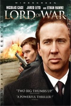 Lord of War -- Academy Award winner Nicolas Cage thrills in this action-packed, true story of a gunrunner who supplied dictators and outran the law for nearly twenty years.